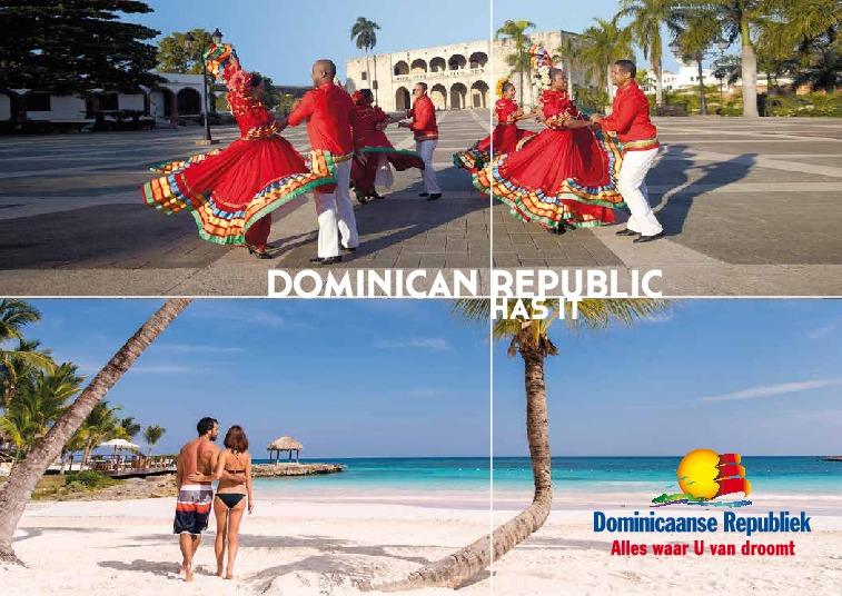 Dominicaanse Republiek - Alles waar u van droomt